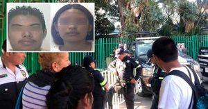 Trasladan a presuntos asesinos de Fátima (VIDEO)