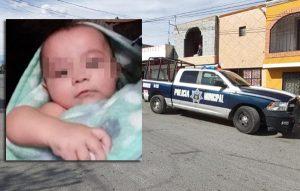 Localizan sin vida a bebé en Saltillo