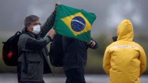 Brasileño con coronavirus participó en fiesta con 30 personas