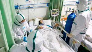 Casi dos mil médicos chinos están infectados con coronavirus