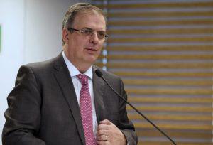 Ebrard busca agilizar proceso de extradición de Emilio Lozoya