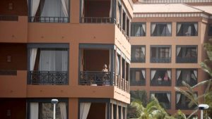 Coronavirus: Ponen en cuarentena un hotel de España