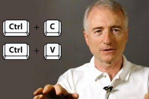 Muere Larry Tesler, el inventor del 'copy-paste'