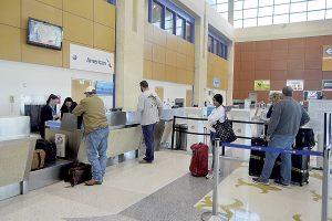 'Vuelan' cifras del aeropuerto de Laredo