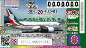 ¡Prepárate con $500! Sí se rifará el avión presidencial, confirma AMLO