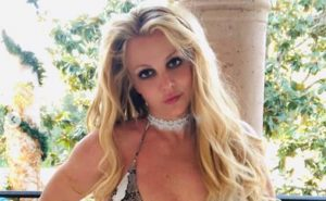Video en el que Britney Spears se rompe el pie