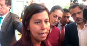 Fiscalía desmiente que la mamá de Fátima esté desaparecida