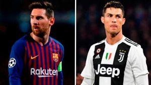 Messi y CR7… ¿Jugarán juntos en la Juventus?