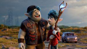 """Disney revela su primer personaje personaje homosexual en """"Onward"""""""