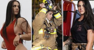 Despiden a bombero 'influencer' por sus fotos de Instagram (FOTOS)