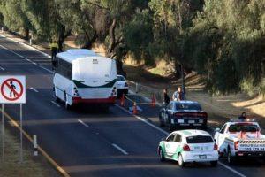 Saltan 2 mujeres de transporte público para evitar asalto, una muere
