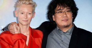 Tilda Swinton protagonizaría serie de 'Parasite' producida por HBO
