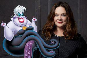 ¡Confirmado! Melissa McCarthy será 'Úrsula' en el live-action de 'La sirenita'