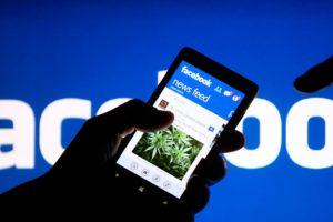 Trafican drogas en redes sociales
