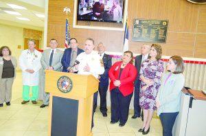 Analizan varios casos sospechosos de coronavirus en Laredo, Texas
