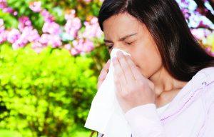 Crecen más de 30%  casos por alergias