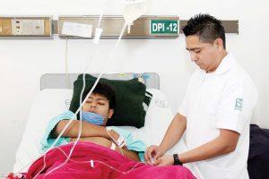 Luchan contra Tuberculosis 70 personas