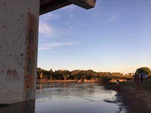 El río se pone Bravo