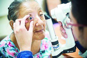 Invitan a  campaña   para   detectar glaucoma