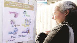 Falta información sobre coronavirus