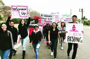 Protestan contra violencia sexual