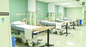 Definen el hospital para casos de coronavirus en Laredo, Texas