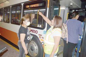 Podrán viajar 17 usuarios en Metro de Laredo