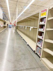 Se recrudece el caos en tiendas de Laredo