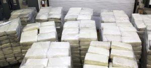 Confiscan cuatro toneladas de droga en Lared