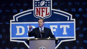 NFL: Si habrá Draft, pero sin eventos públicos