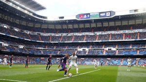 Real Madrid transforma el Santiago Bernabéu en almacén de material sanitario para combatir al coronavirus