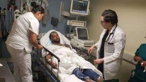 'Estoy vivo': Zion explica por qué lo hospitalizaron