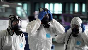 México declara emergencia sanitaria por epidemia coronavirus Covid-19