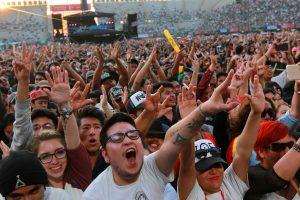 Vive Latino: Así se viven las  medidas preventivas por el Covid-19