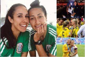 ¿Por qué mujeres futbolistas sí aceptan su sexualidad y ellos no?