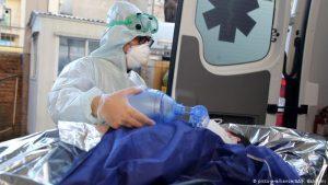 Muere paciente curado de coronavirus días después de salir del hospital