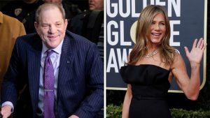 Jennifer Aniston 'debería ser asesinada'.- Harvey Weinstein