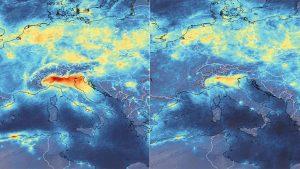 Coronavirus en Italia: disminuye la contaminación por cuarentena
