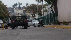Se desata balacera en hospital del IMSS en Culiacán