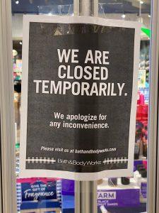 Estas son las tiendas de Laredo cerradas por coronavirus