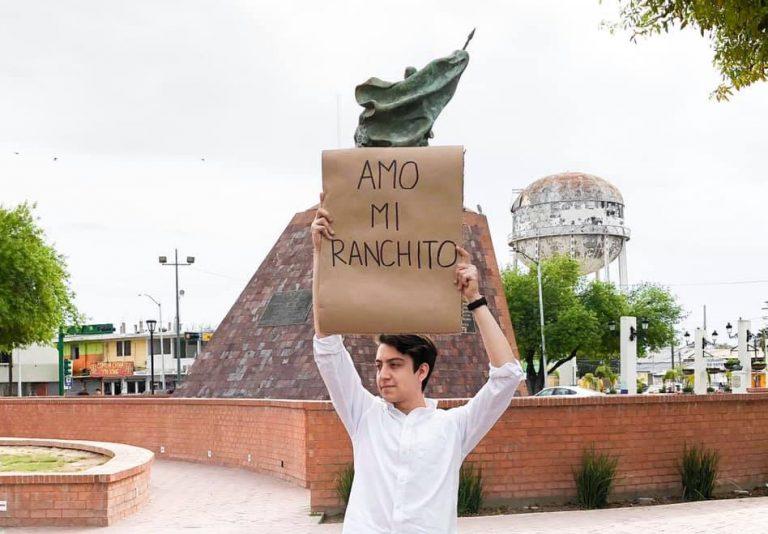 Alan Reyna se viralizó con sus mensajes irreverentes en las redes sociales. FOTO: CORTESÍA