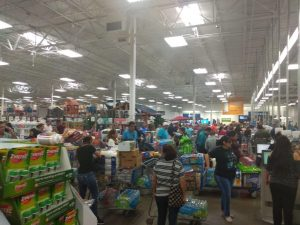 LAREDO: Hacen compras de pánico por sospecha de coronavirus