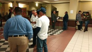Ve aqui los resultados preliminares de las votaciones anticipadas en Laredo