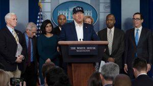 ¿Donald Trump tiene CORONAVIRUS? El mandatario de EU se hizo la prueba