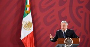 'El peso ha resistido al Covid-19': López Obrador