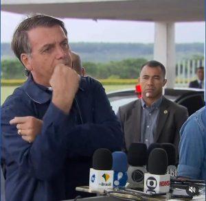 ULTIMA HORA: Bolsonaro desmiente contagio de coronavirus