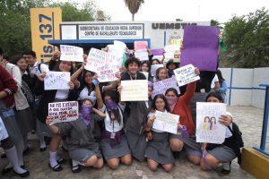 Maestros quieren 'callar' alumnos con puntos tras acoso sexual en CBTIS 137
