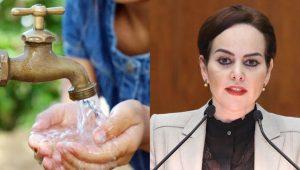 Exige Diputada a alcalde de Nuevo Laredo suspenda el cobro de agua