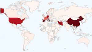 Muertos por coronavirus en el mundo: Esta es la cifra actual