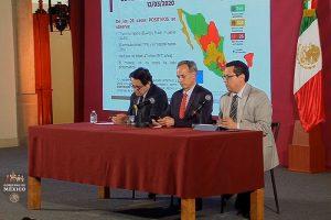 Coronavirus en México: Suman 26 casos
